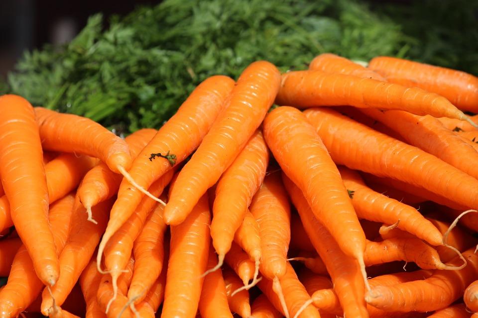 Comment manger les carottes ?
